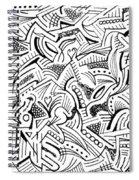 Provenance Spiral Notebook