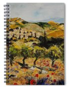 Provence 10080 Spiral Notebook