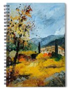 Provence 45 Spiral Notebook