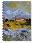Provence 455140 Spiral Notebook