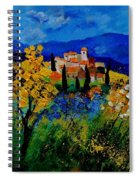 Provence 459001 Spiral Notebook