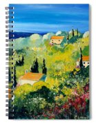Provence 459070 Spiral Notebook