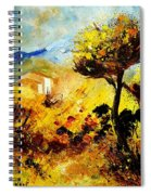 Provence 56 Spiral Notebook