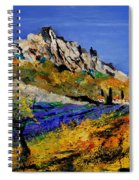 Provence 560908 Spiral Notebook