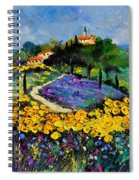 Provence 561140 Spiral Notebook