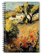 Provence 56123 Spiral Notebook