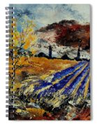 Provence 564578 Spiral Notebook