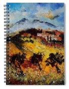 Provence 5678952 Spiral Notebook