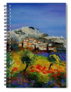 Provence 569010 Spiral Notebook