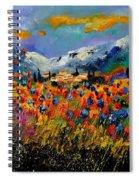 Provence 670170 Spiral Notebook