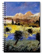 Provence 674525 Spiral Notebook