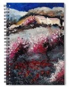 Provence 675458 Spiral Notebook