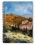 Provence 679050 Spiral Notebook