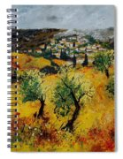 Provence 789080 Spiral Notebook