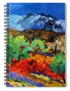 Provence 790050 Spiral Notebook