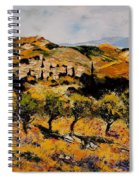 Provence10080 Spiral Notebook
