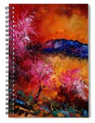 Provence560908 Spiral Notebook
