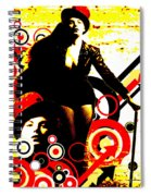Prurient Performer Spiral Notebook