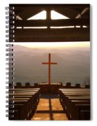 Psalm 121 1 I Will Lift My Eyes To The Hills Spiral Notebook
