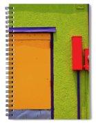 Psychadeli Spiral Notebook