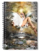 Psyche-2 Spiral Notebook