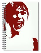 Psycho Spiral Notebook