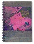 Psycho Warhol Spiral Notebook