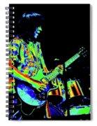 Pt78#27 Enhanced In Cosmicolors #2 Spiral Notebook