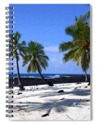 Pu Uhonua O Honaunau Spiral Notebook