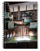 Public Library Cincinnati Spiral Notebook