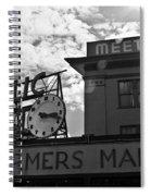 Public Market #2 Spiral Notebook