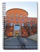 Public Rotunda Spiral Notebook