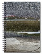 Puddle Reflections Spiral Notebook