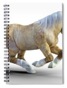 Pudge Spiral Notebook