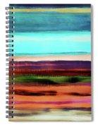 Pueblo 2- Art By Linda Woods Spiral Notebook