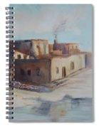 Pueblo After The Rain Spiral Notebook