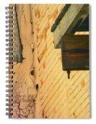 Pueblo Downtown-ancient Ruins Spiral Notebook