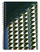Pueblo Downtown Design 2 Spiral Notebook