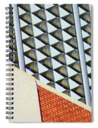 Pueblo Downtown Design Spiral Notebook