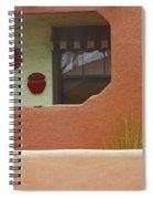 Pueblo Hacienda 8 Spiral Notebook