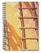Pueblo Ladders Spiral Notebook