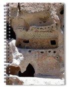 Pueblo Rooms Spiral Notebook