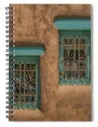 Pueblo Windows Nm Square Img_8336 Spiral Notebook
