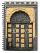 Puerta Suchitoto 2 Spiral Notebook