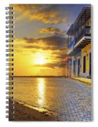 Puerto Rico Montage 1 Spiral Notebook