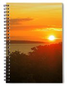 Puffin Island Spiral Notebook