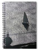 Puget Sound 3 Spiral Notebook
