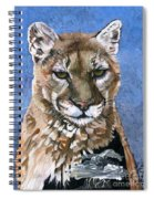 Puma - The Hunter Spiral Notebook