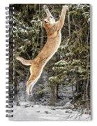 Puma High Jump Spiral Notebook