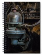 Pump It Up Spiral Notebook